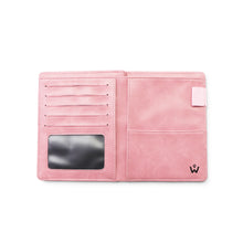 Load image into Gallery viewer, RFID Passport Cover (Pink)