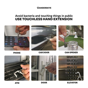 Touchless Hand Extension