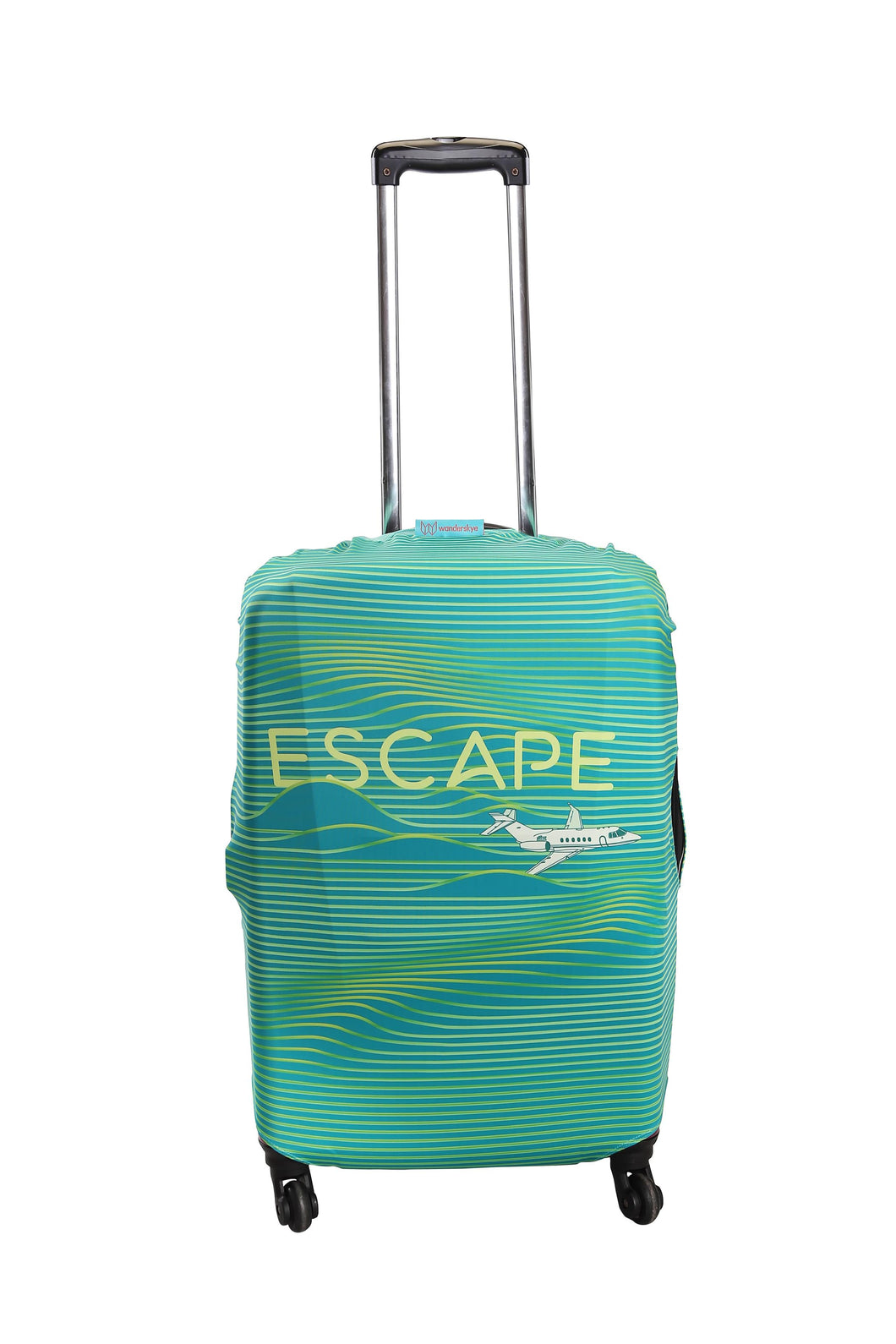 3D Style Luggage Cover