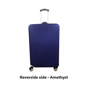 Travel Journal - Reversible Luggage Cover