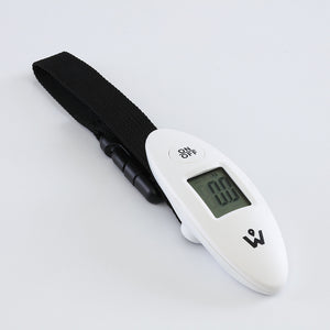 Digital Weighing Scale (White)