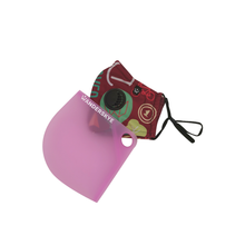 Load image into Gallery viewer, Face Mask Case - Pink