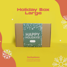 Load image into Gallery viewer, Holiday Gift Box