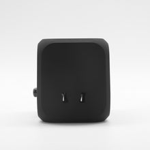 Load image into Gallery viewer, Black Cube (Travel Adaptor)