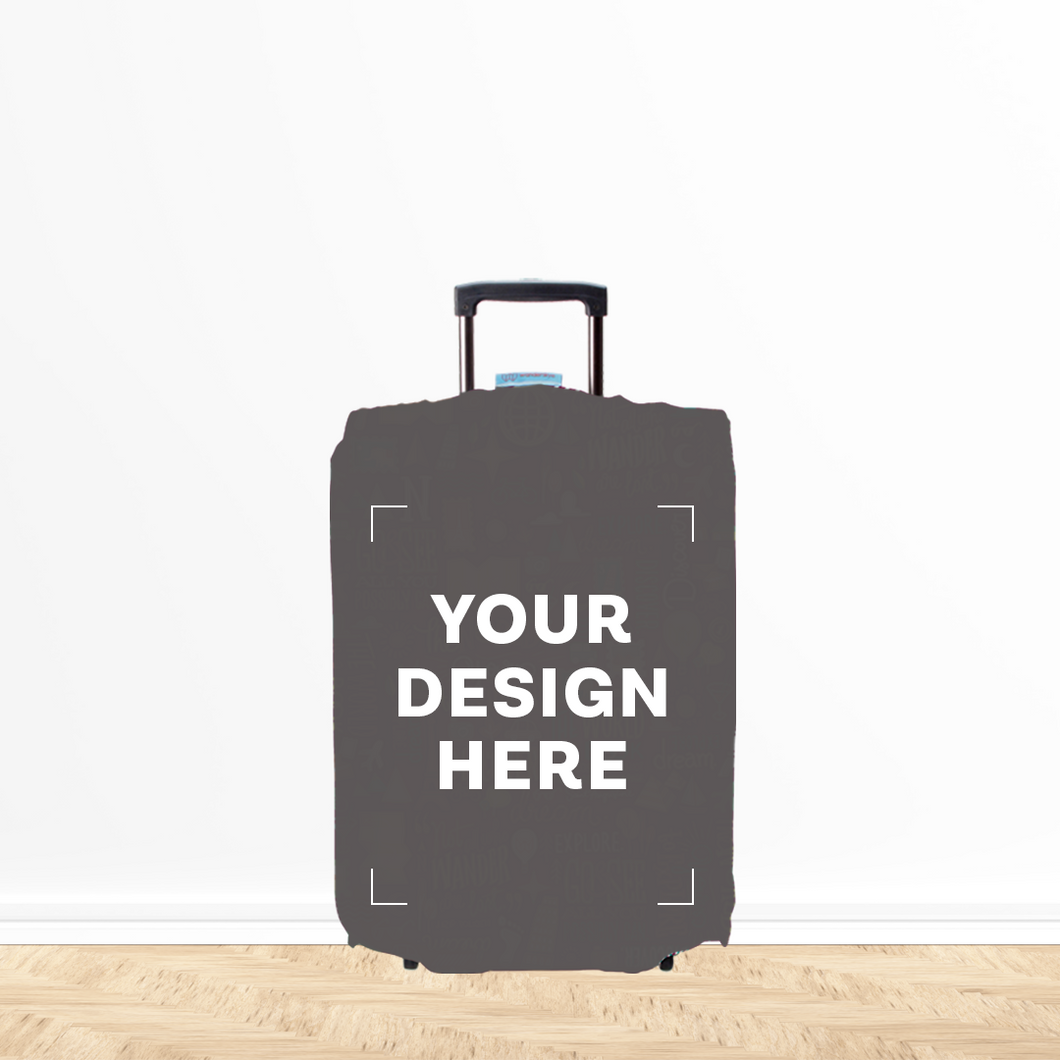 Customized Luggage Cover