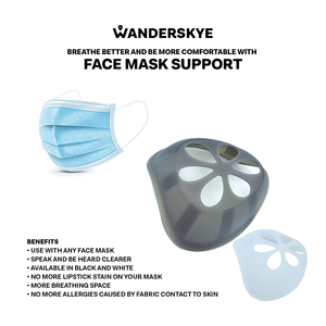 Face Mask Support (Breathe Easy)