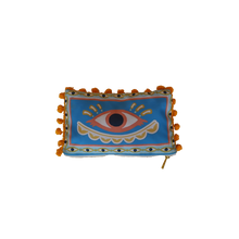 Load image into Gallery viewer, Evil Eye Pouch