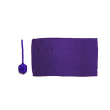 Load image into Gallery viewer, Portable Dry Towel - Purple