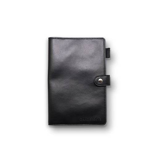 RFID Family Passport Cover (Black)