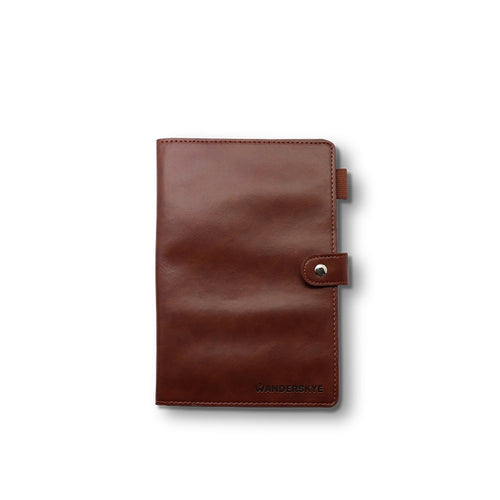 RFID Family Passport Cover (Brown)