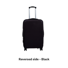 Load image into Gallery viewer, Bucket List - Reversible Luggage Cover