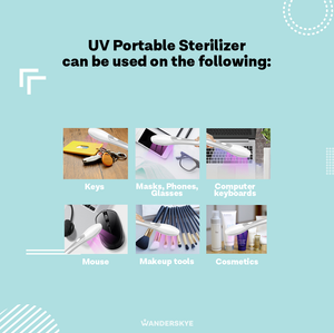 UV Portable Sterilizer