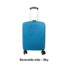 Load image into Gallery viewer, Nautical - Reversible Luggage Cover