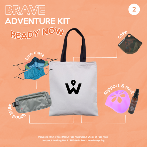 READY NOW - Brave Adventure Kit