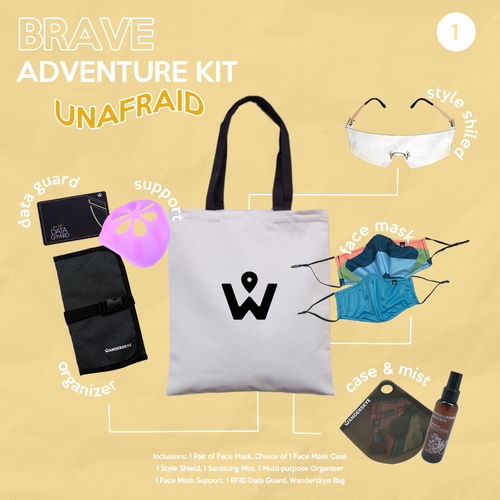 UNAFRAID - Brave Adventure Kit