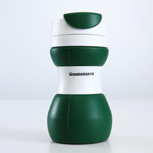 Load image into Gallery viewer, Collapsible Cup (Green)