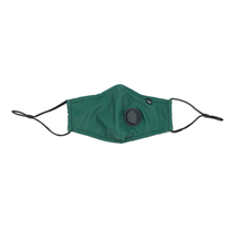 Load image into Gallery viewer, Face Mask with Filter Pocket - Emerald (2pcs)