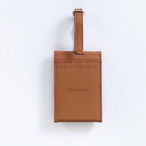 Bag Tag - Brown