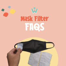 Load image into Gallery viewer, Filter for Face Mask (10pcs/pack)