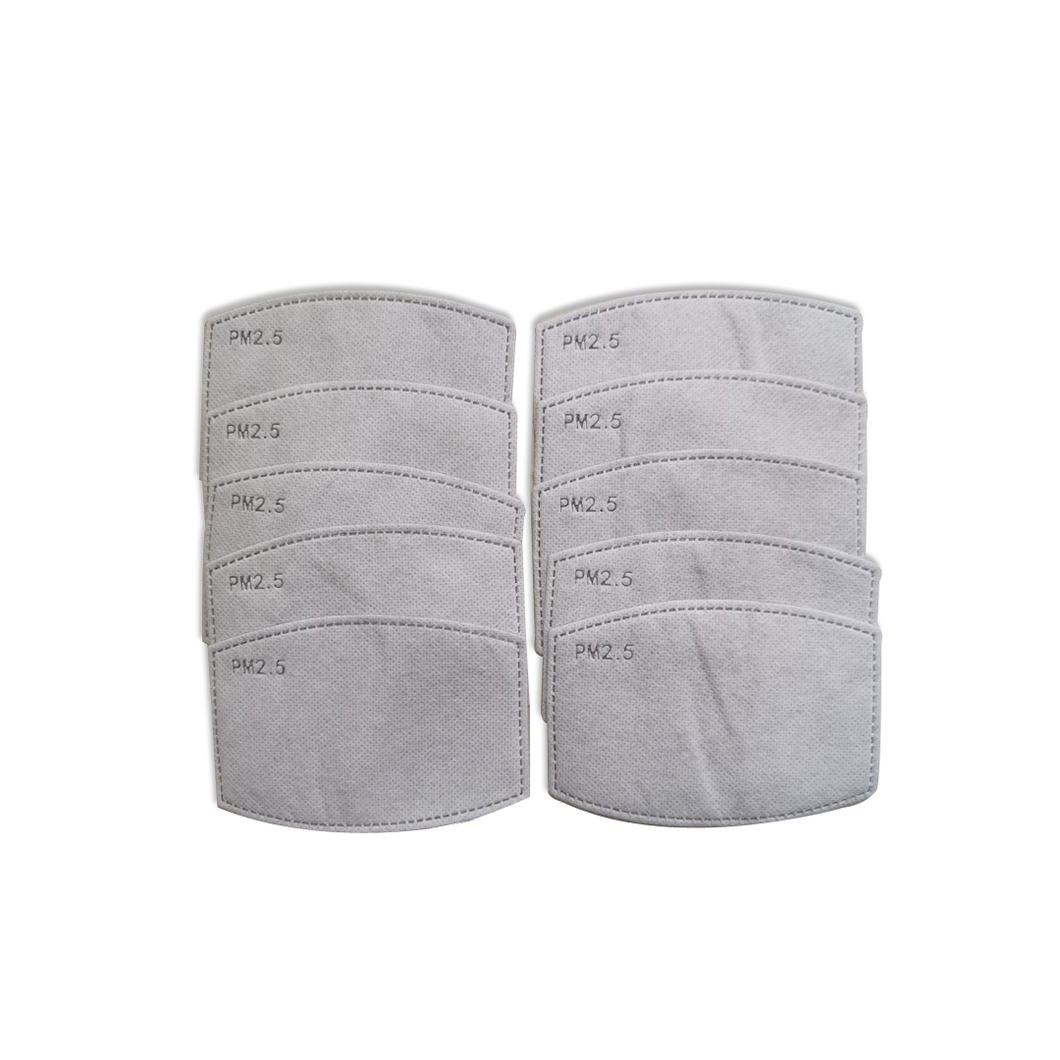 Filter for Face Mask (10pcs/pack)