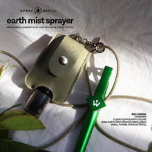 Load image into Gallery viewer, PREORDER Earth Mist Sprayer & Clean Clip - Moss
