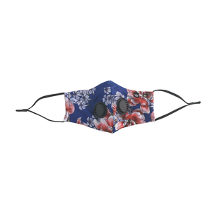 Face Mask 2.0 - Floral (2pcs)