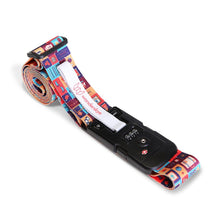 Load image into Gallery viewer, TSA Philippine Icons - Luggage Strap with Weighing Scale