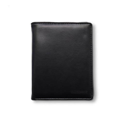 RFID Passport Cover (Black)