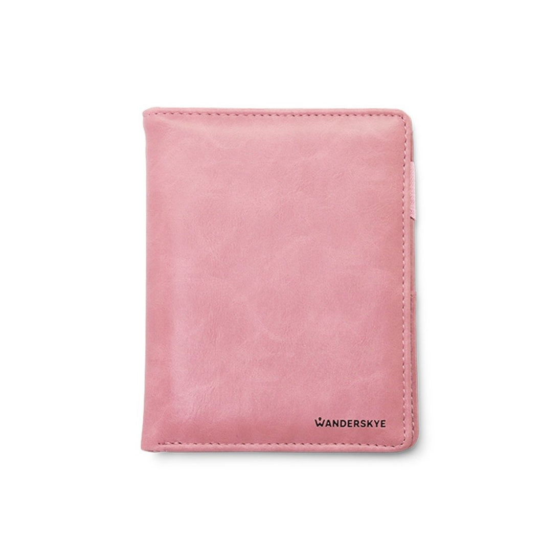 RFID Passport Cover (Pink)