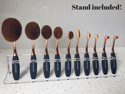 Makeup - Makeup Brush Set  - 10pcs