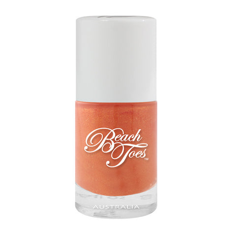Burning Sun - Sambora Beach Toes - Nail Polish
