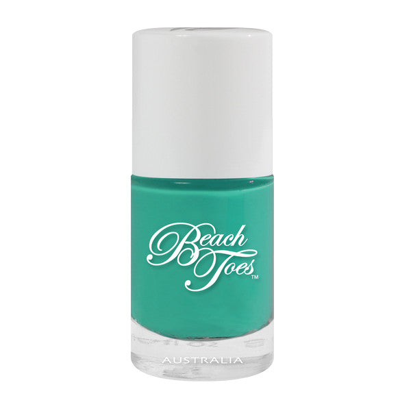 Caribbean Crush - Sambora Beach Toes - Nail Polish - 1