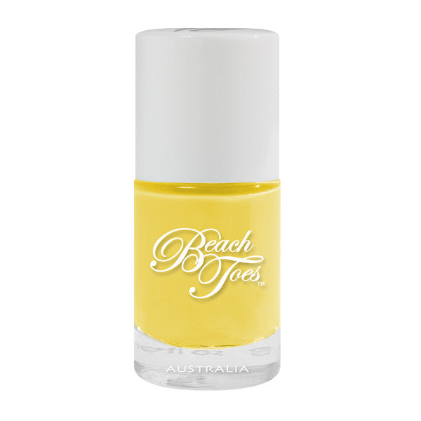 Cool Bananas - Sambora Beach Toes - Nail Polish - 1