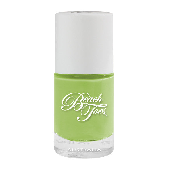 Palm Tree Cove - Sambora Beach Toes - Nail Polish