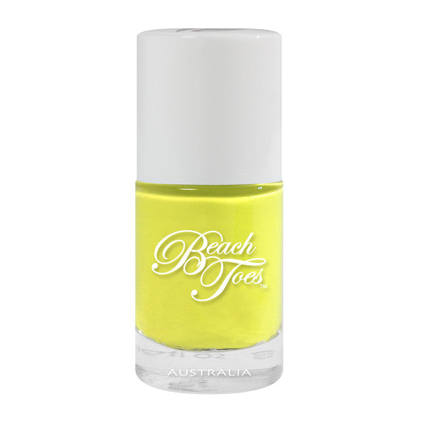 Scary Canary - Sambora Beach Toes - Nail Polish - 1