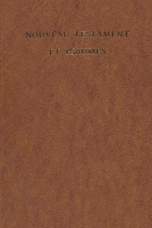 French - New Testament & Psalms