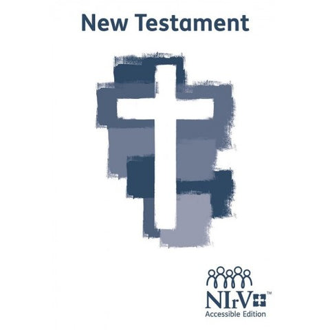 NIrV: Accessible Edition - New Testament