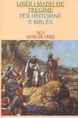 Albanian - Children's Bible