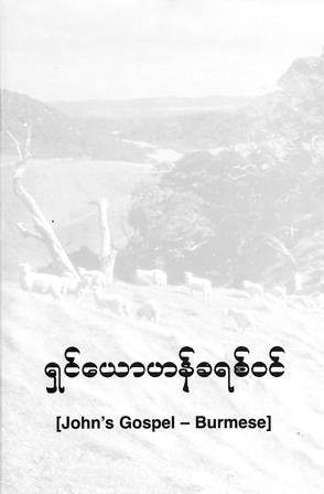Burmese - Gospel of John