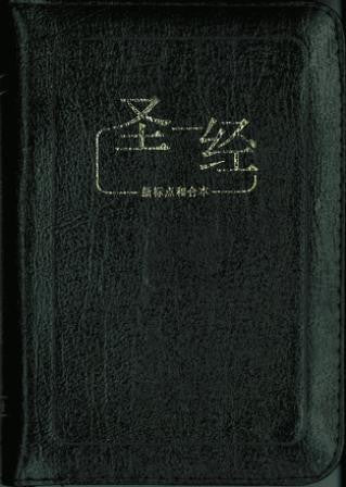 Chinese Simpl. - Bible (union) (zip, thumb-index)