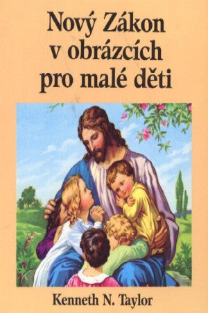 Czech - New Testament for Little Eyes