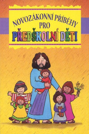 Czech - Pre-School New Testament