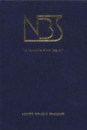 French - Bible (NBS)