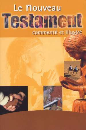 French - New Testament, Illus. (Francais Courant)