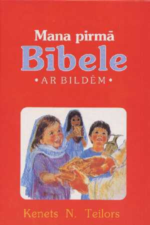 Latvian - My First Bible