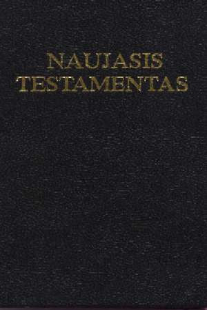 Lithuanian - New Testament