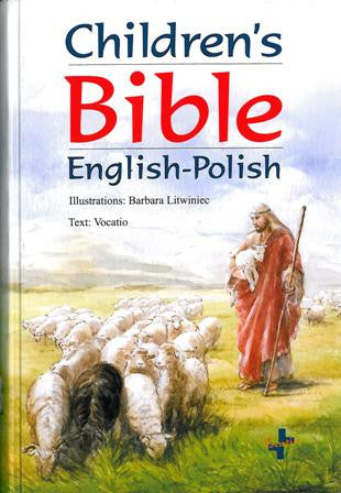 Polish/English - Children's Bible