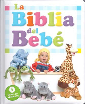 Spanish My first Baby bible