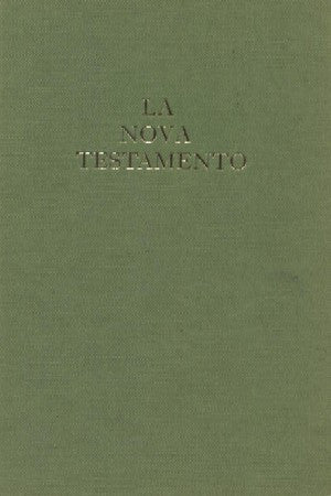 Esperanto - New Testament