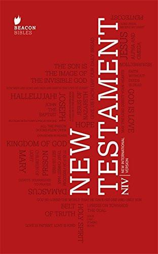 NIV New Testament Paperback